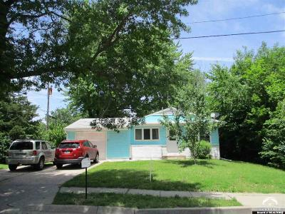 Lawrence Single Family Home For Sale: 1306 W 21st