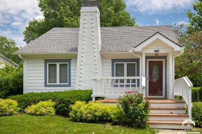 Lawrence Single Family Home For Sale: 1634 Alabama St