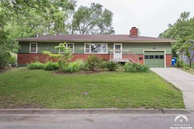 Lawrence Single Family Home Under Contract: 2557 Montana