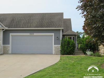 Lawrence Single Family Home For Sale: 3705 Gunnison Dr