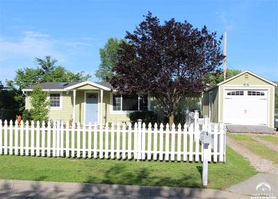 Lawrence Single Family Home Under Contract: 1626 Cadet Ave.
