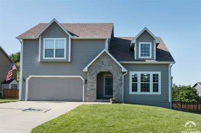 Eudora Single Family Home Under Contract: 1121 W 13th Ter