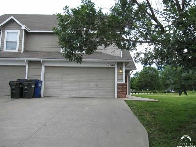 Lawrence Single Family Home For Sale: 2733 Grand Cir.
