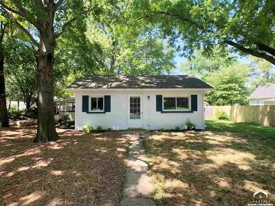 Lawrence Single Family Home Under Contract: 409 Michigan