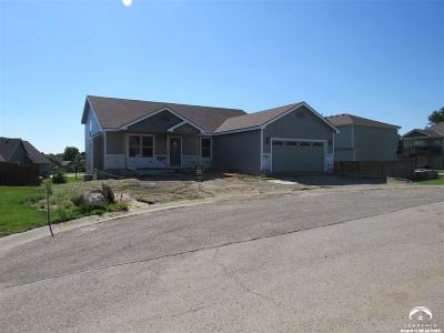 Eudora Single Family Home For Sale: 1513 Maple Street