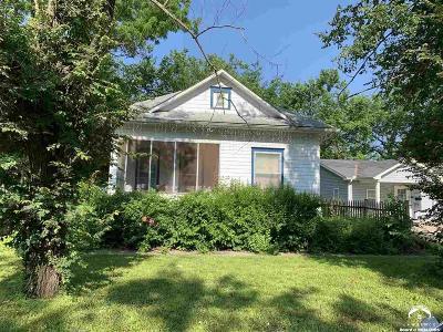 Ottawa Single Family Home For Sale: 428 S Poplar