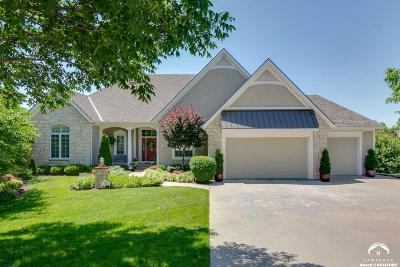 Lawrence Single Family Home For Sale: 1821 Castle Pine Ct.