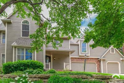 Lawrence Single Family Home For Sale: 4608 Royal Birkdale Court