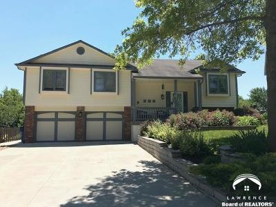 Lawrence Single Family Home For Sale: 1701 E 30th Street