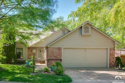 Lawrence Single Family Home For Sale: 4107 Quail Pointe Terrace