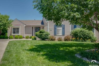 Lawrence Single Family Home For Sale: 5902 Longleaf Drive