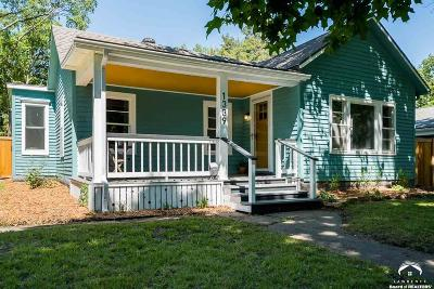 Lawrence Single Family Home Under Contract: 1339 Pennsylvania St