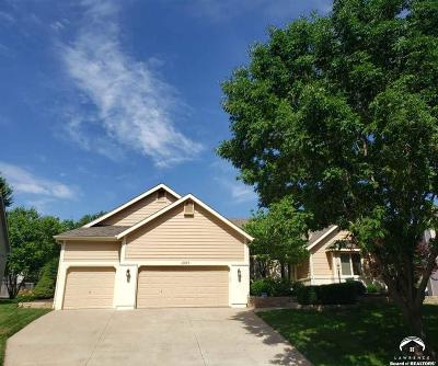 Lawrence Single Family Home Under Contract/Taking Bu: 1009 Wildwood Drive