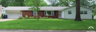 Lawrence Single Family Home For Auction: 441 Nebraska St
