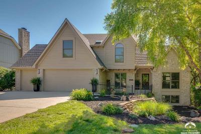 Lawrence Single Family Home Under Contract: 1236 Inverness Drive