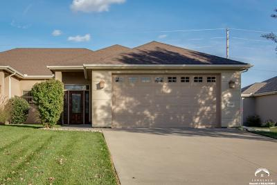 Lawrence Single Family Home For Sale: 944 Coving Drive