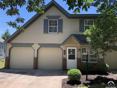 Lawrence Single Family Home For Sale: 1446 Brighton Cir