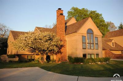 Lawrence Single Family Home For Sale: 1908 Crossgate Drive