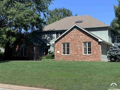 Lawrence KS Single Family Home For Sale: $450,000