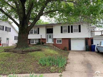 Lawrence KS Single Family Home For Sale: $225,000