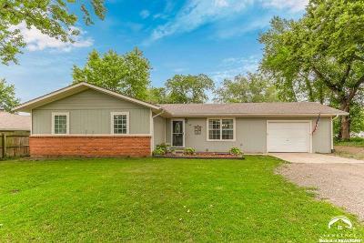 Oskaloosa Single Family Home Under Contract: 508 Hamilton Street