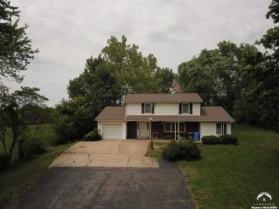 Tonganoxie Single Family Home For Sale: 1205 Washington