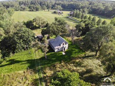 Baldwin City Single Family Home Under Contract: 1235 N 100 Rd