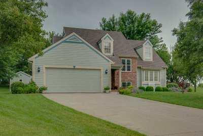 Eudora Single Family Home For Sale: 2334 Meadowlark Terrace