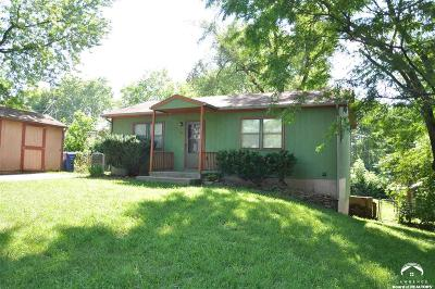 Eudora Single Family Home Under Contract/Taking Bu: 615 Locust St.