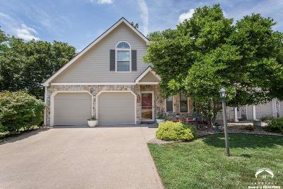 Lawrence Single Family Home Under Contract: 1434 Brighton Circle