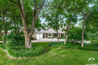 Lawrence Single Family Home For Sale: 1600 Inverness