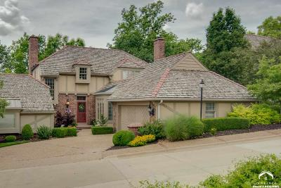 Lawrence Single Family Home For Sale: 1913 Quail Run Street