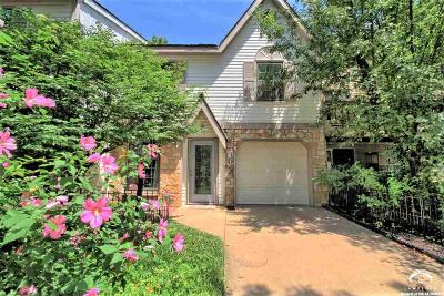 Lawrence Single Family Home Under Contract: 1423 Brighton Circle
