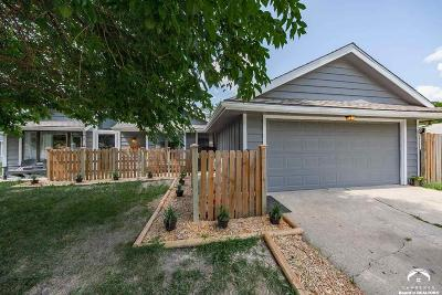 Lawrence Single Family Home Under Contract/Taking Bu: 3612 W 24th St