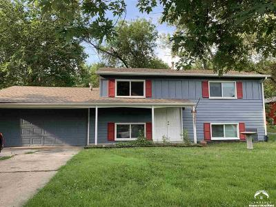 Lawrence Single Family Home For Sale: 1403 Davis Road