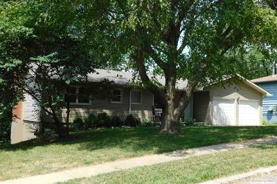 Lawrence Single Family Home For Sale: 2635 Arkansas