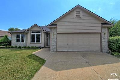 Eudora Single Family Home For Sale: 825 E 12th Street