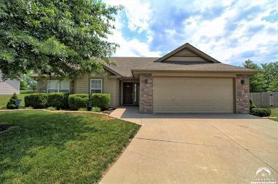 Eudora Single Family Home For Sale: 919 E 14th Terrace