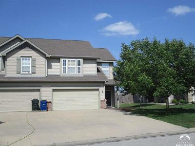 Lawrence Single Family Home For Sale: 1418 Marilee Dr