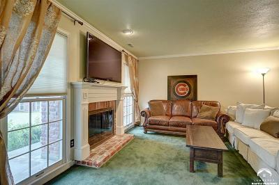 Lawrence Single Family Home For Sale: 4002 Vintage Court