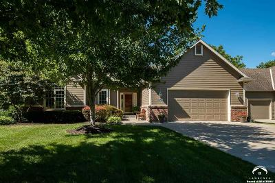 Lawrence Single Family Home For Sale: 1353 Stonecreek