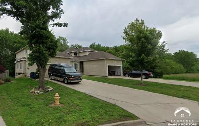 Lawrence Multi Family Home Under Contract/Taking Bu: 2400-2402 Lancaster Drive