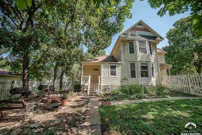 Baldwin City Single Family Home For Sale: 203 9th Street