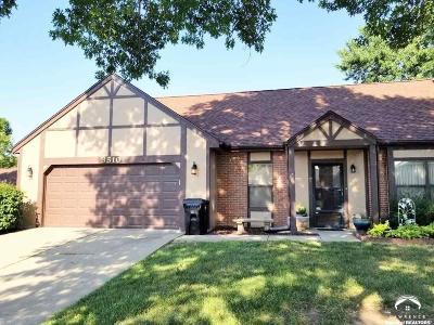 Topeka Single Family Home For Sale: 3510 SE Ashley Dr