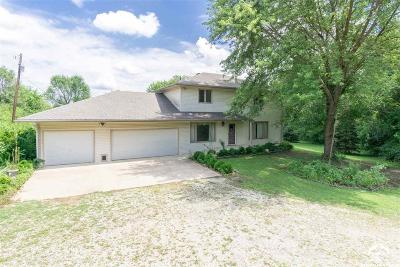 Topeka Single Family Home Under Contract: 5934 NW Topeka Blvd
