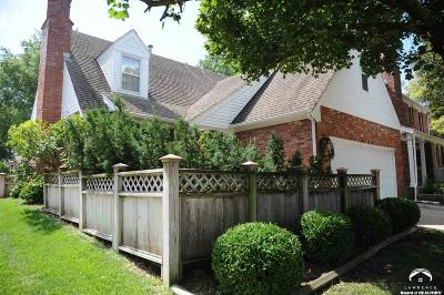 Lawrence Single Family Home For Sale: 1507 Crossgate Drive