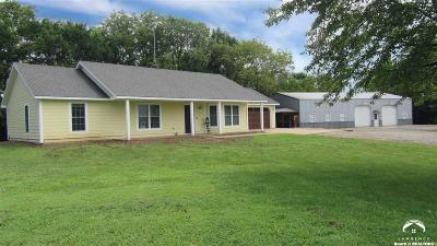 Baldwin City Single Family Home Under Contract: 1118 N 300 Rd