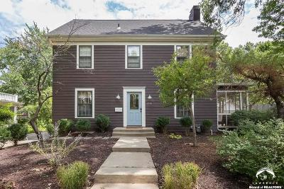 Lawrence Single Family Home For Sale: 2216 New Hampshire Street