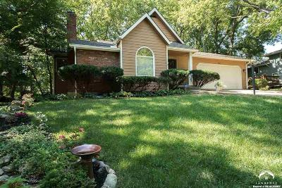 Lawrence Single Family Home Under Contract/Taking Bu: 3611 Boulder Ct.