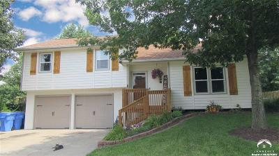 Tonganoxie Single Family Home Under Contract: 1185 Bury St
